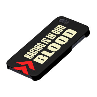 競争|血 iPhone 5 COVER
