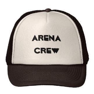 競技場の乗組員の帽子の衣裳part1 キャップ