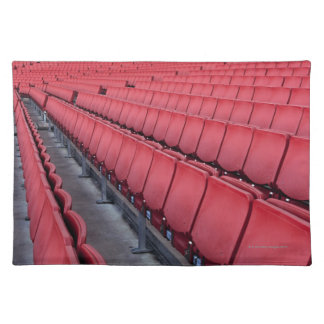 競技場の空席 ランチョンマット