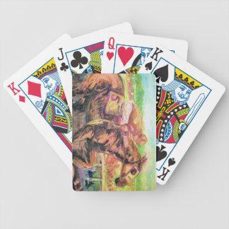競馬カード バイスクルトランプ