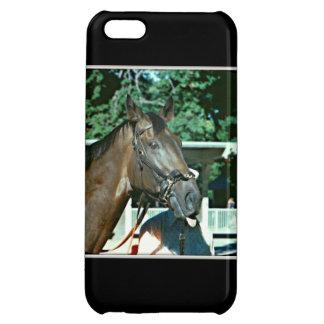 競馬馬1977年を見合わせて下さい iPhone 5C カバー