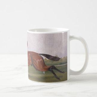 競馬馬 コーヒーマグカップ