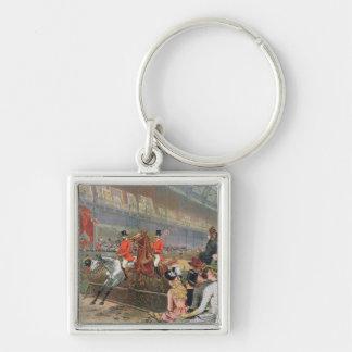 競馬1886年 キーホルダー