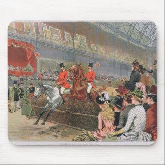 競馬1886年 マウスパッド