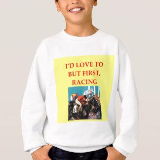 競馬 スウェットシャツ