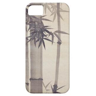 竹、其一のタケ、Kiitsuの日本芸術 iPhone SE/5/5s ケース