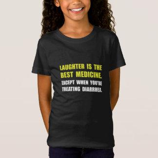笑い声の下痢 Tシャツ
