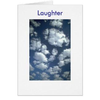 笑い声 カード