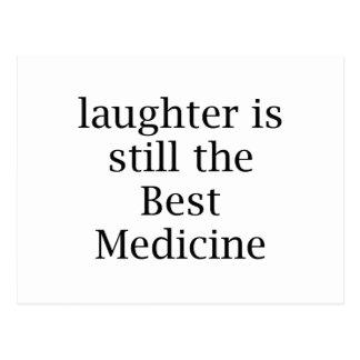 笑い声 ポストカード