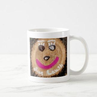 笑い コーヒーマグカップ