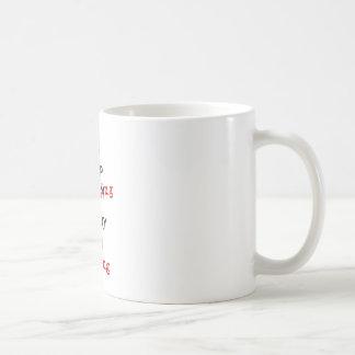 笑うことを保って下さい コーヒーマグカップ
