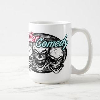 笑うスカル: キラー喜劇 コーヒーマグカップ