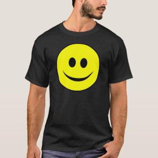 笑うスマイリー Tシャツ