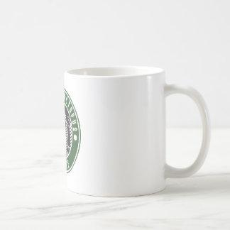 笑うタコのコーヒー コーヒーマグカップ