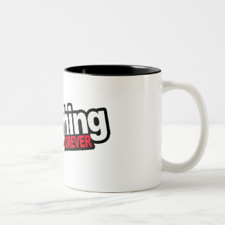 笑う永久にマグ ツートーンマグカップ