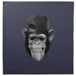 笑う猿 ナプキンクロス