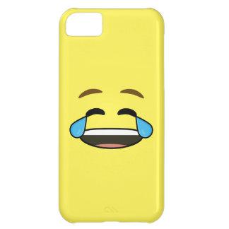 笑うEmoji iPhone5Cケース
