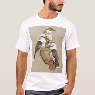 笑うKookaburra - Daceloのgigas Tシャツ