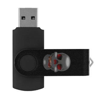 笑ったスカルUSBドライブ USBフラッシュドライブ