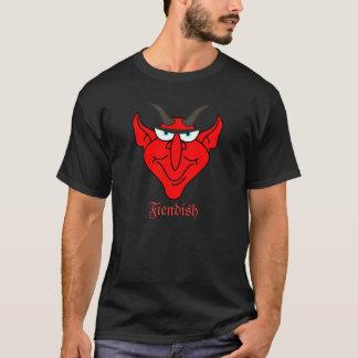 笑った悪魔 Tシャツ