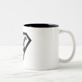 笑極度のマグ ツートーンマグカップ