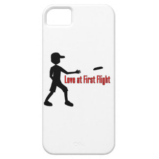 第一便の最終的なフリズビー愛 iPhone SE/5/5s ケース