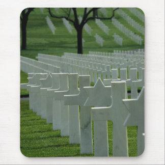 第二次世界大戦の墓地、メモリアルデー マウスパッド