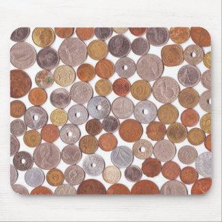 第二次世界大戦の硬貨 マウスパッド