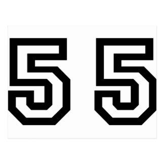第55 ポストカード