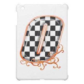 第0オレンジの競争 iPad MINI CASE