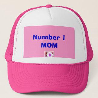 第1お母さん キャップ