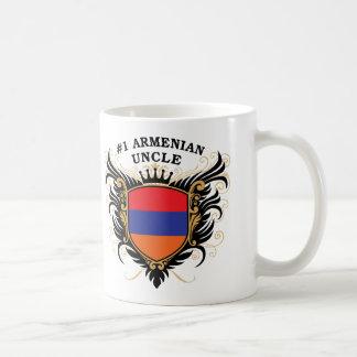 第1アルメニアの叔父さん コーヒーマグカップ