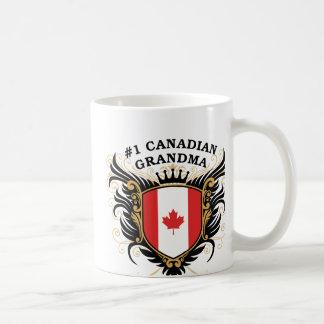 第1カナダの祖母 コーヒーマグカップ