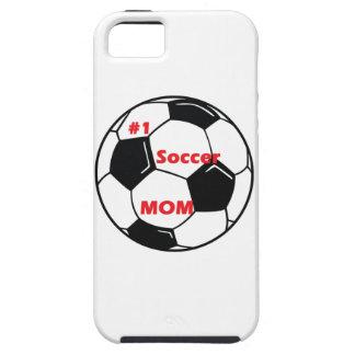 第1サッカーのお母さん iPhone SE/5/5s ケース