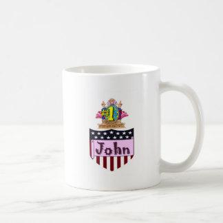 第1ジョン コーヒーマグカップ