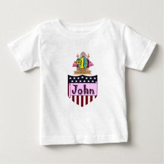 第1ジョン ベビーTシャツ