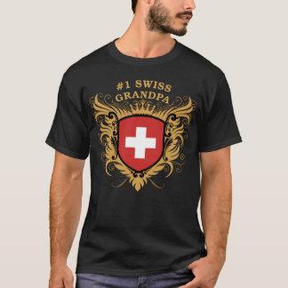 第1スイスの祖父 Tシャツ