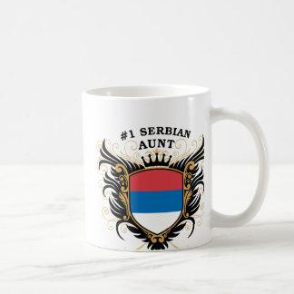 第1セルビアの叔母さん コーヒーマグカップ
