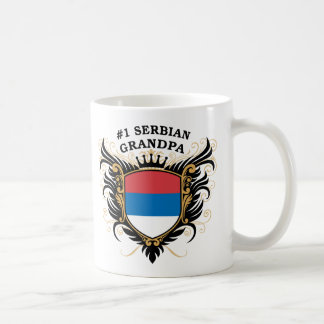 第1セルビアの祖父 コーヒーマグカップ