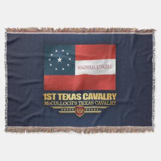 第1テキサス州の騎兵隊 スローブランケット