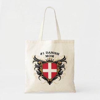 第1デンマークのお母さん トートバッグ
