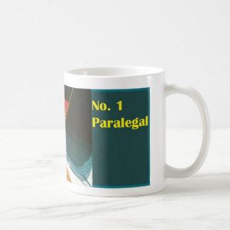 第1パラリーガルの第1パラリーガルのマグ コーヒーマグカップ