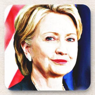 第1ヒラリー・クリントン2016_女性の大統領 コースター
