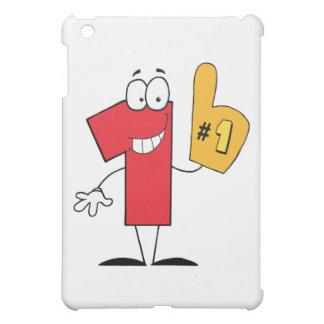 第1マンガのキャラクタ iPad MINI CASE