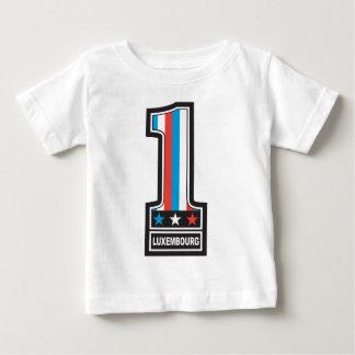 第1ルクセンブルク ベビーTシャツ