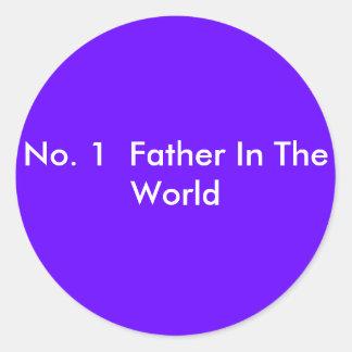 第1世界の父 ラウンドシール