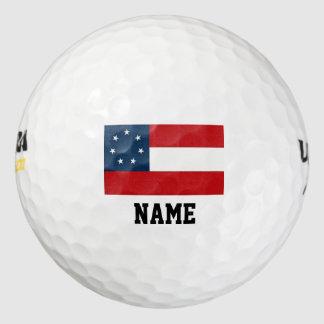 第1国旗CSA ゴルフボール