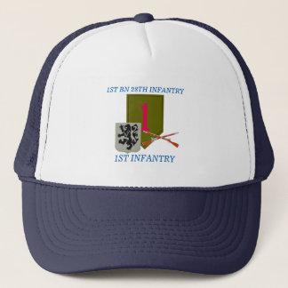 第1大隊の第28歩兵の第1歩兵の帽子 キャップ