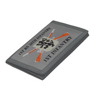 第1大隊の第28歩兵の第1歩兵の財布