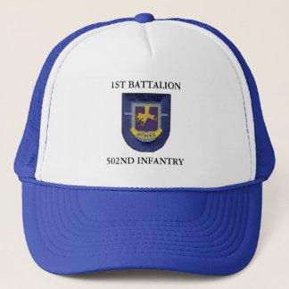 第1大隊の502ND歩兵の帽子 キャップ